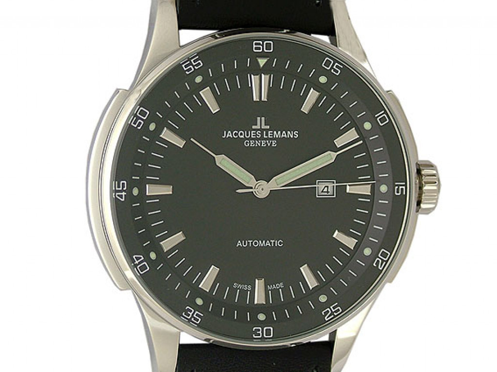 Jacques Lemans Automatic 51mm UVP 399.- N E U