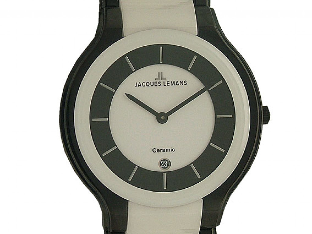 Jacques Lemans Ceramic 41mm UVP 299.- N E U