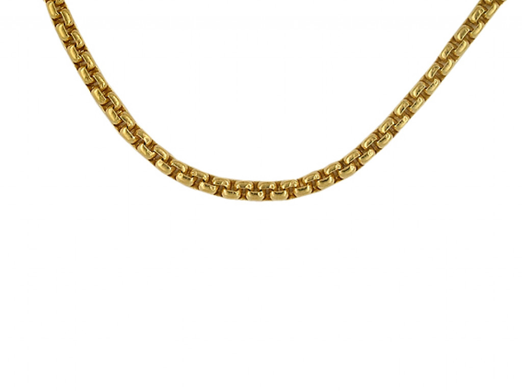 Halskette Gelbgold UVP 2890.- N E U