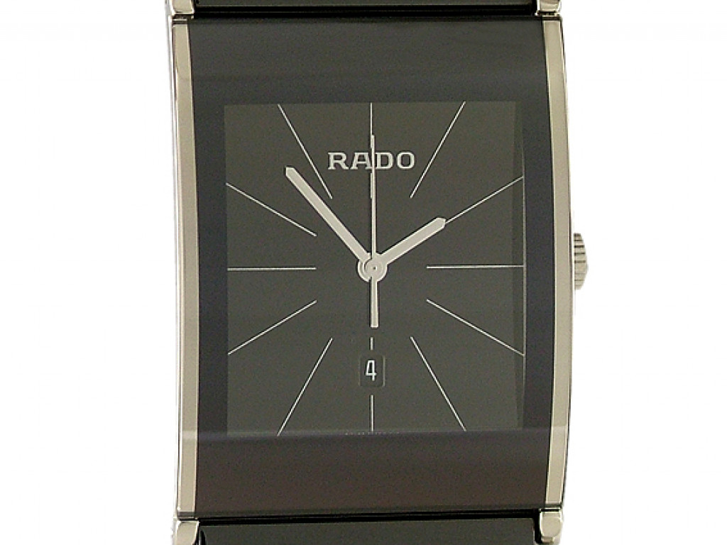 Rado Integral High Tech Keramik 40x27mm UVP 1.525,- Ungetragen