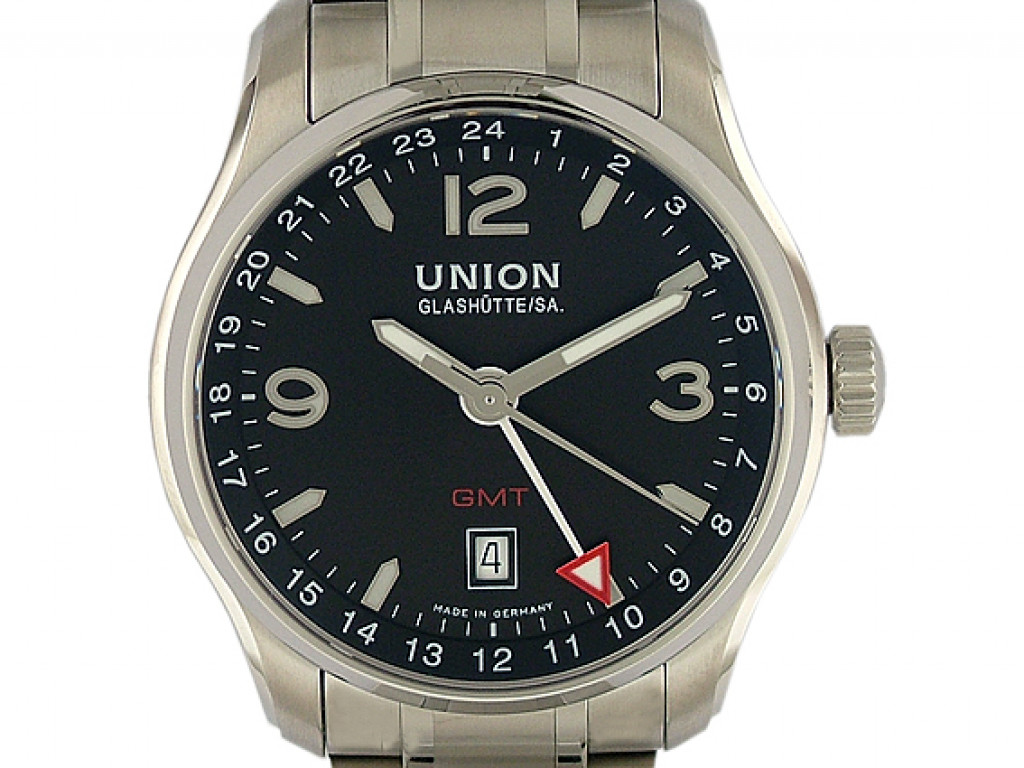 Union Glashütte Belisar GMT Automatik 41mm