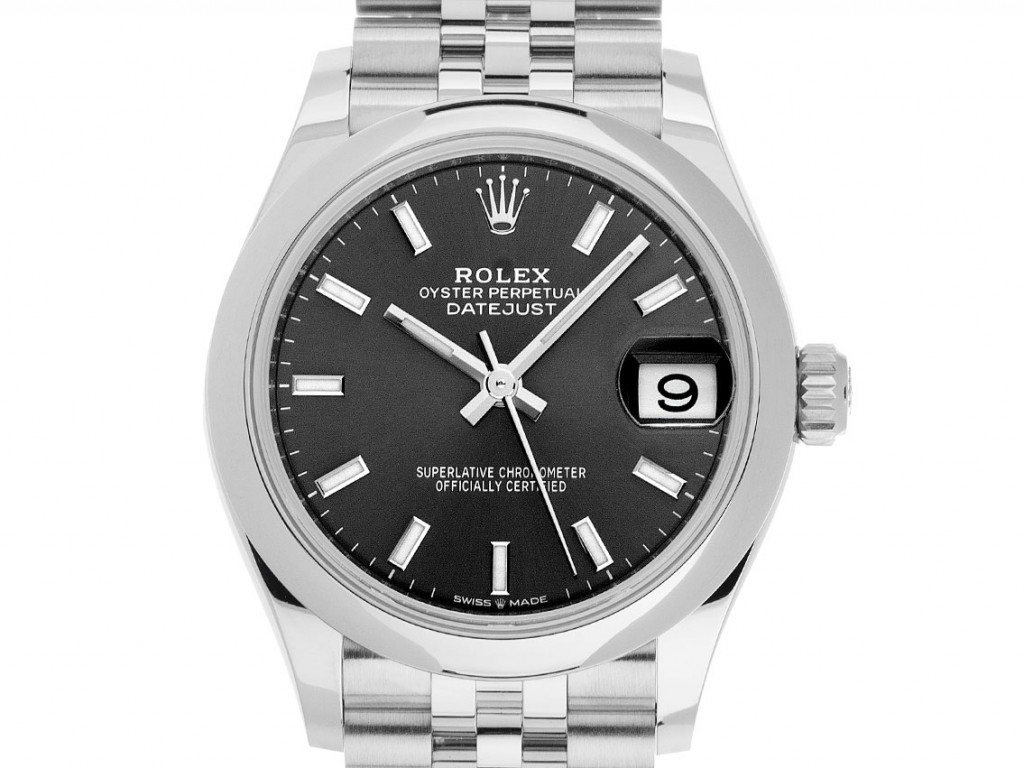 Rolex Datejust Medium Stahl Automatik Armband Jubilé 31mm Ref.278240 Box&Pap. LC EU Full Set Ungetragen Neuheit