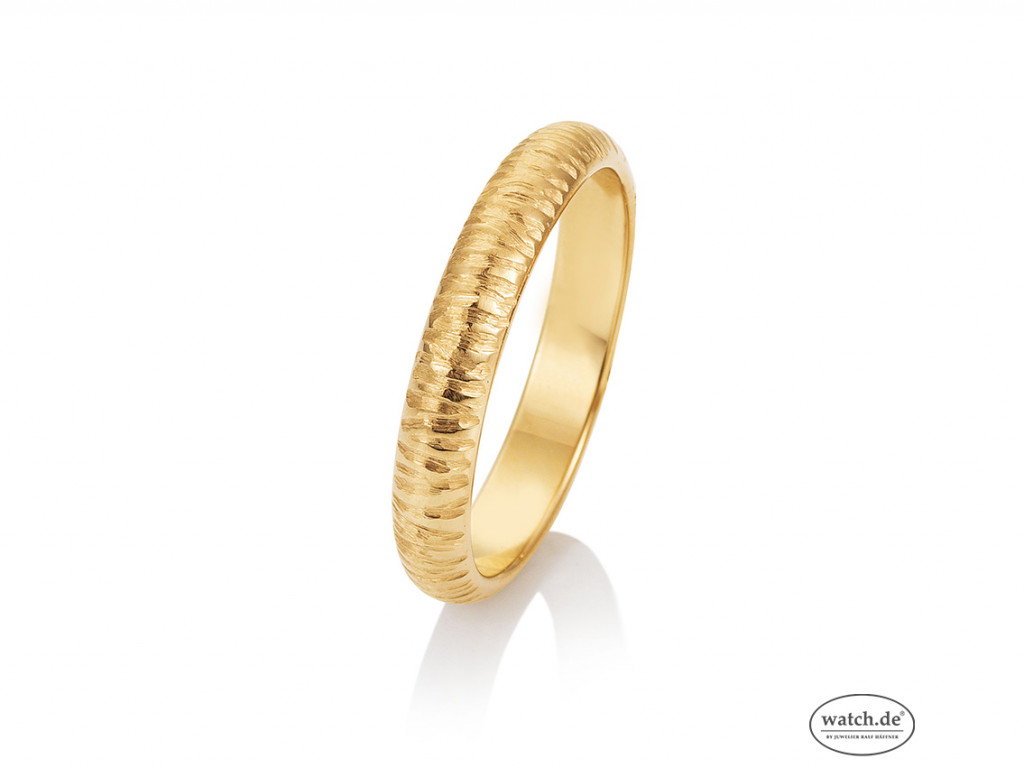 Saint Maurice Trauring Ehering Verlobungsring Freundschaftsring 14kt Gelbgold UVP 558,- € Neu