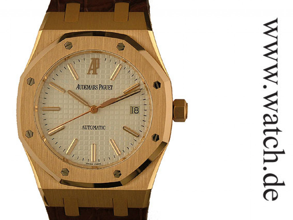Audemars Piguet Royal Oak Automatic UVP 28.300,- Ungetragen