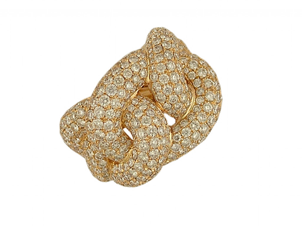 Ring Roségold Diamond 5,3ct UVP 12.990,- Neu