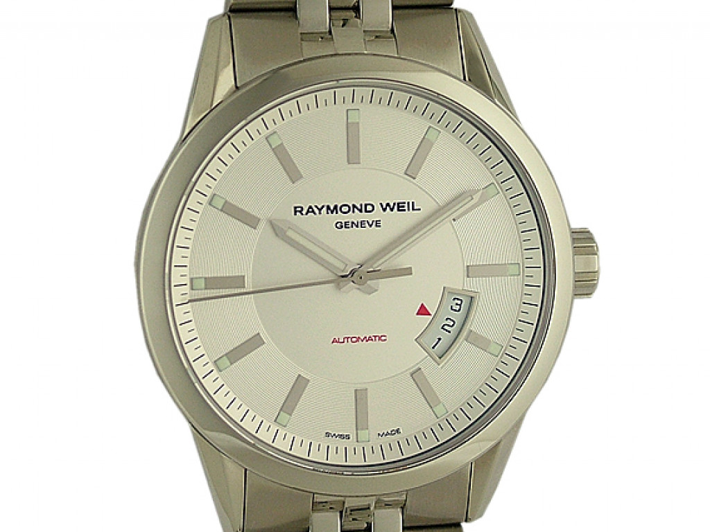 Raymond Weil Freelancer Automatic 42mm Neu