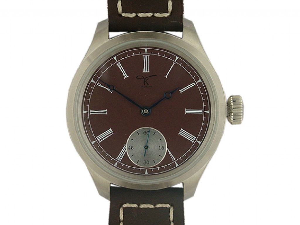 """Timekeeper TKW-K5 Unikat """"Phenix"""" Handaufzug 47mm"""