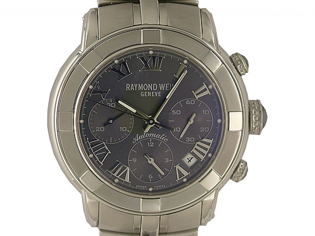 Raymond Weil Parsifal Chronograph Automatic 42mm UVP 2.980,- ungetragen