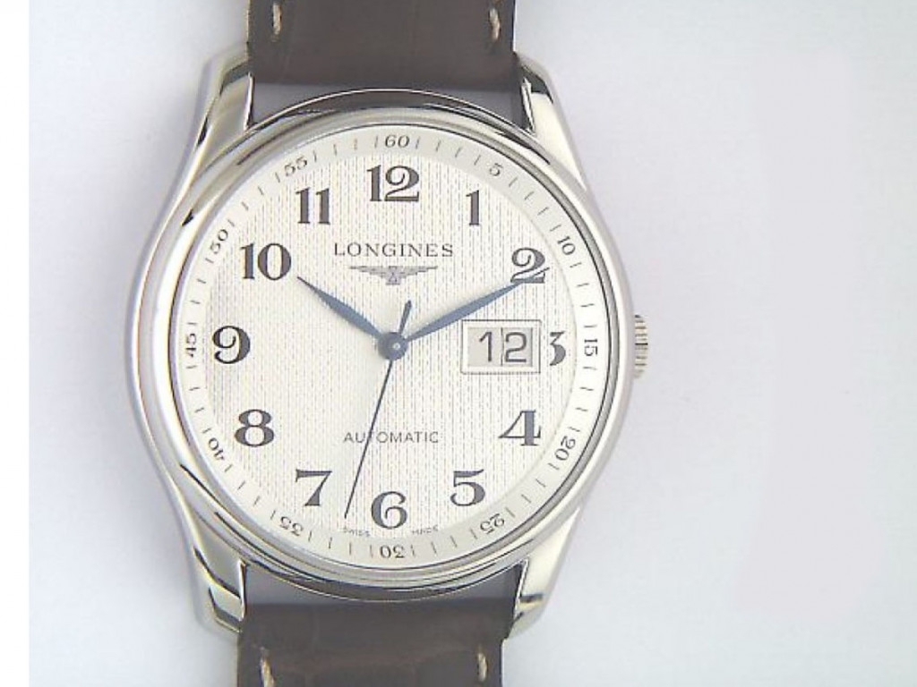 Longines Master Collection Big Date Automatic 40mm UVP 1.980,- Ungetragen